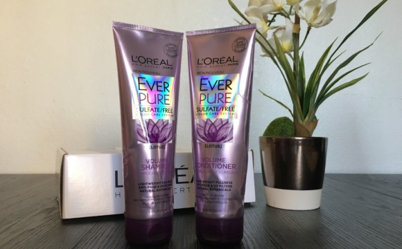 L'Oreal EverPure Volume